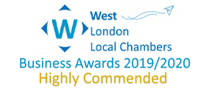 Business Awards Highly Commended